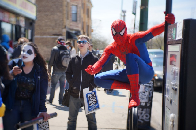 Jonathan-Cabildo, Spider-Man, Tom-Kray, Free-comic-book-day, g-mart-comics, cosplay, cosplayer