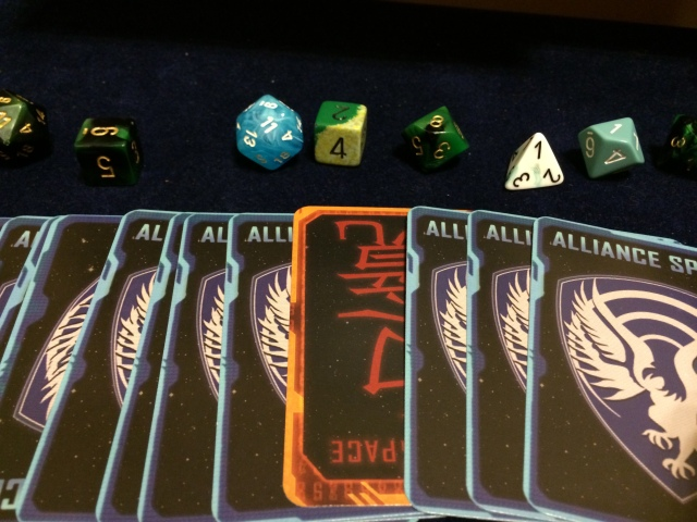 Tom-Kray, rare-card, dice, D20