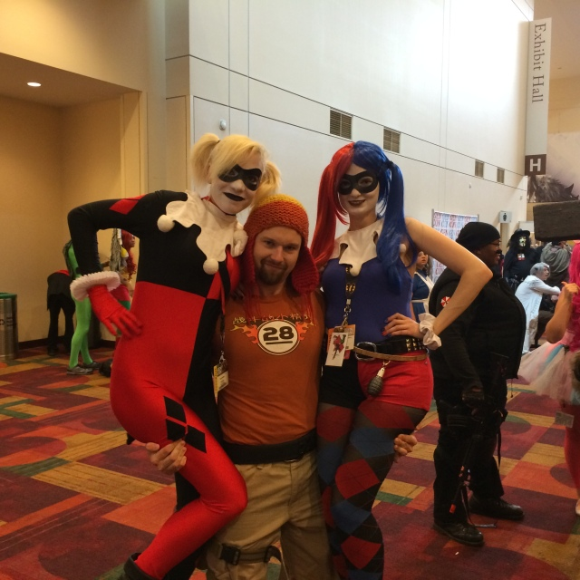 Cosplay, GenCon, Harley-Quinn, Jayne-Cobb, GenCon-cosplay, cosplayer, cosplayers
